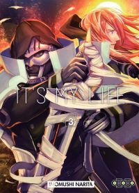 It's my life T3, manga chez Ototo de Narita
