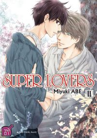 Super lovers T11, manga chez Taïfu comics de Abe