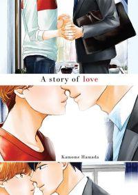 A story of love, manga chez Taïfu comics de Hamada