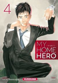 My home hero T4, manga chez Kurokawa de Yamakawa, Araki