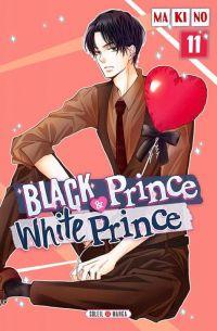 Black prince & white prince T11, manga chez Soleil de Makino