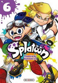 Splatoon T6, manga chez Soleil de Hinodeya