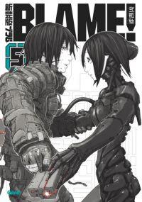Blame ! T5, manga chez Glénat de Nihei