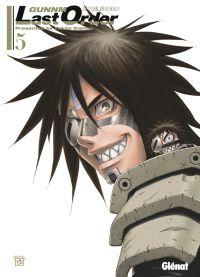 Gunnm Last Order – Edition originale, T5, manga chez Glénat de Kishiro
