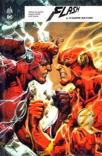 Flash Rebirth T6 : La guerre des Flash (0), comics chez Urban Comics de Williamson, Porter, Kolins, Hi-fi colour, Guerrero