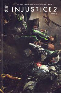 Injustice 2  T4, comics chez Urban Comics de Taylor, Redondo, Xermanico, Nanjan, Lokus