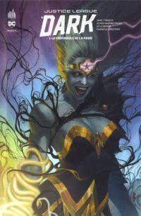 Justice Ligue Dark Rebirth T1 : Le crépuscule de la magie (0), comics chez Urban Comics de Tynion IV, Lupacchino, Mendonca, Merino, Blanco, Martinez, Anderson, Fajardo Jr, Federici