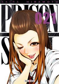 Prison school T21, manga chez Soleil de Hiramoto