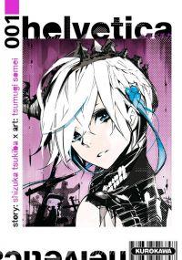 Helvetica T1, manga chez Kurokawa de Tsukinami, Somei