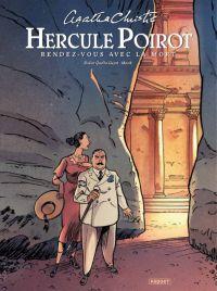 Hercule Poirot T2 : Rendez-vous avec la mort (0), bd chez Paquet de Quella-Guyot, Marek, Stella, Alquier