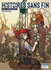 Histoires sans fin T2, manga chez Ki-oon de Hirasawa