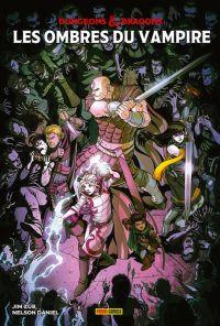 Dungeons & Dragons : Les ombres du vampire (0), comics chez Panini Comics de Zub, Daniel