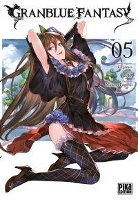 Granblue fantasy T5, manga chez Pika de Fugetsu, Cocho