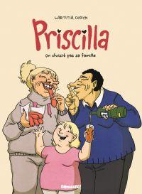 Priscilla, bd chez Glénat de Coryn