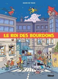 Le Roi des Bourdons, bd chez Glénat de de Thuin