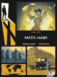 Rendez-vous avec X T3 : Mata Hari (0), bd chez Glénat de Greiner, Roman