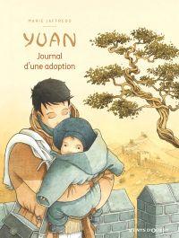 Yuan, journal d'une adoption, bd chez Glénat de Jaffredo