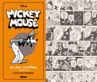 Mickey Mouse par Floyd Gottfredson T4 : Les sept fantômes (0), comics chez Glénat de Gottfredson