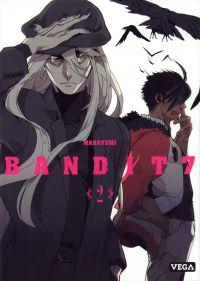 Bandit 7 T2, manga chez Vega de Masayumi