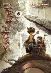 Made in abyss T6, manga chez Ototo de Tsukushi