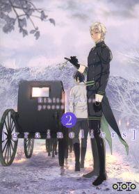Graineliers T2, manga chez Ototo de Takarai
