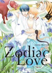 Zodiac love T2, manga chez Taïfu comics de Matsuo
