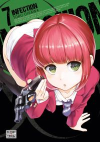 Infection T7, manga chez Delcourt Tonkam de Oikawa