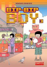 Bip-Bip Boy T3, manga chez Omaké books de Oshikiri