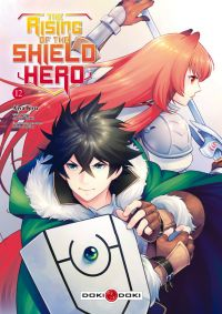 The rising of the shield hero T12, manga chez Bamboo de Aneko, Kyu