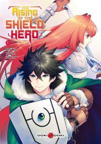 The rising of the shield hero T12, manga chez Bamboo de Aneko, Kyu