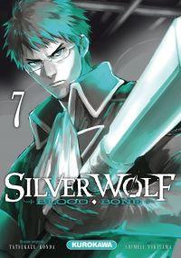 Silver wolf Blood bone T7, manga chez Kurokawa de Konda, Yukiyama