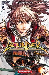 Bounder, manga chez Kurokawa de Ooyama