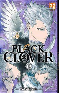 Black clover T19, manga chez Kazé manga de Tabata