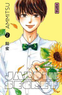 Jardin secret T2, manga chez Kana de Ammitsu