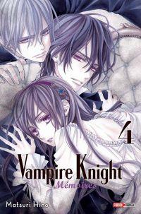 Vampire knight - Mémoires T4, manga chez Panini Comics de Hino