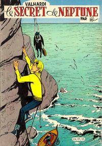 Valhardi T8 : Le secret de Neptune (0), bd chez Dupuis de Philip, Jijé