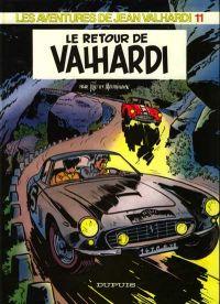 Valhardi T11 : Le retour de Valhardi (0), bd chez Dupuis de Mouminoux, Jijé