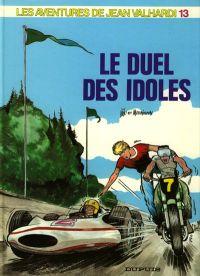 Valhardi T13 : Le duel des idoles (0), bd chez Dupuis de Mouminoux, Jijé