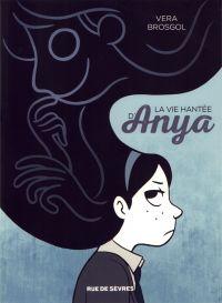 La Vie hantée d'Anya, comics chez Rue de Sèvres de Brosgol