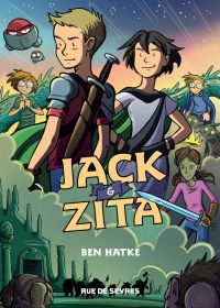 Jack & Zita, comics chez Rue de Sèvres de Hatke
