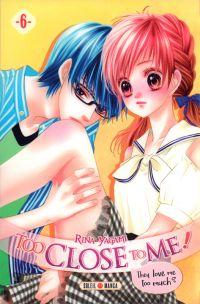 Too close to me T6, manga chez Soleil de Yagami