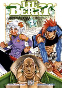 Lil'Berry T2, manga chez Delcourt Tonkam de Dalmasso, Cejudo