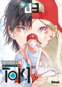 Le dilemme de Toki  T3, manga chez Glénat de Gunchi