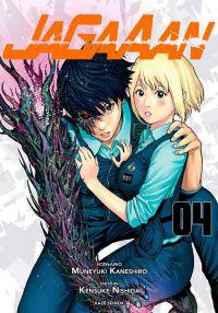 Jagaaan T4, manga chez Kazé manga de Kaneshiro, Nishida