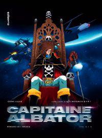 Capitaine Albator T1 : Mémoires de l'Arcadia (0), bd chez Kana de Alquié, Matsumoto
