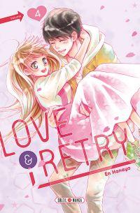 Love & retry  T4, manga chez Soleil de Hanaya