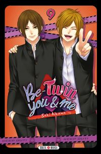 Be-twin you & me T9, manga chez Soleil de Aikawa