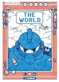 The World, comics chez Kinaye de Seiche
