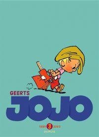 Jojo T3 : 1999-2003 (0), bd chez Dupuis de Geerts
