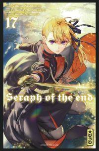 Seraph of the end  T17, manga chez Kana de Kagami, Yamamoto